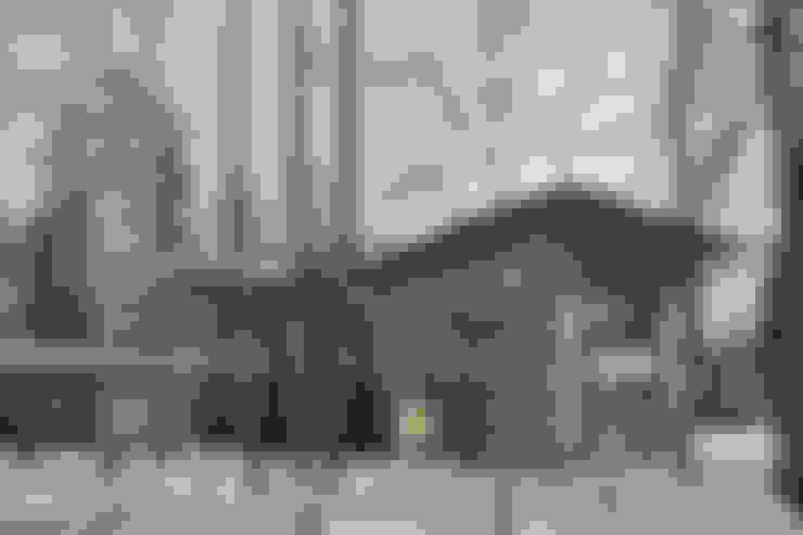 Maisons de style  par Проект ОБЛО