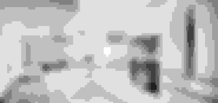 Cocinas de estilo  por 唯創空間設計公司