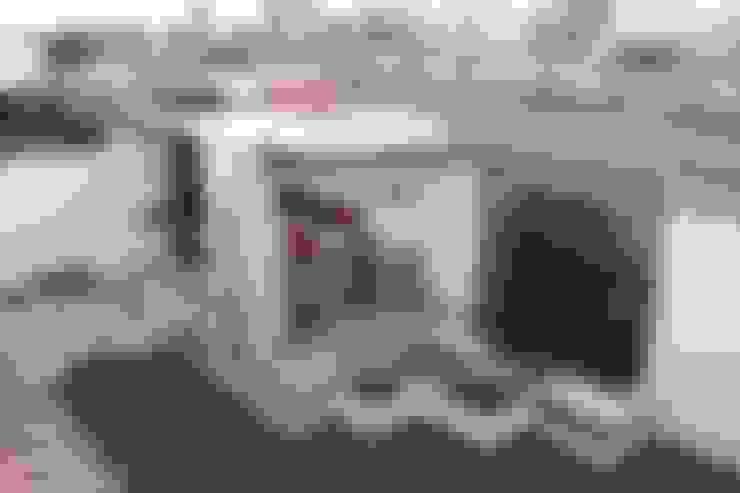 Terrasse de style  par Daniel Teyechea, Arquitectura & Construccion
