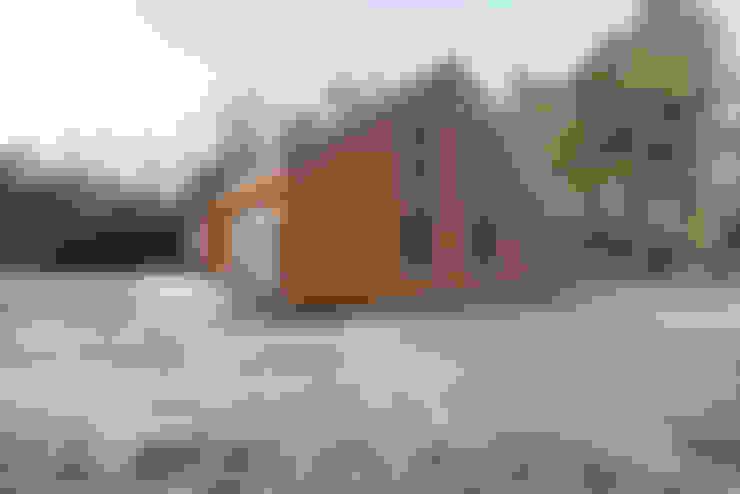 Huizen door KOZIEJ ARCHITEKCI