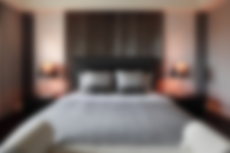 Dormitorios de estilo  por 大荷室內裝修設計工程有限公司