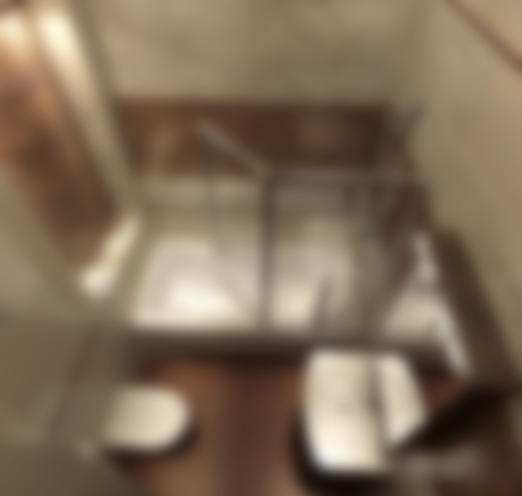 Salle de bains de style  par Студия интерьера Дениса Серова
