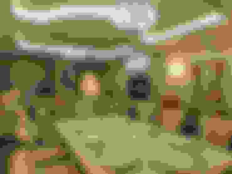 Salas de jantar  por الرواد العرب