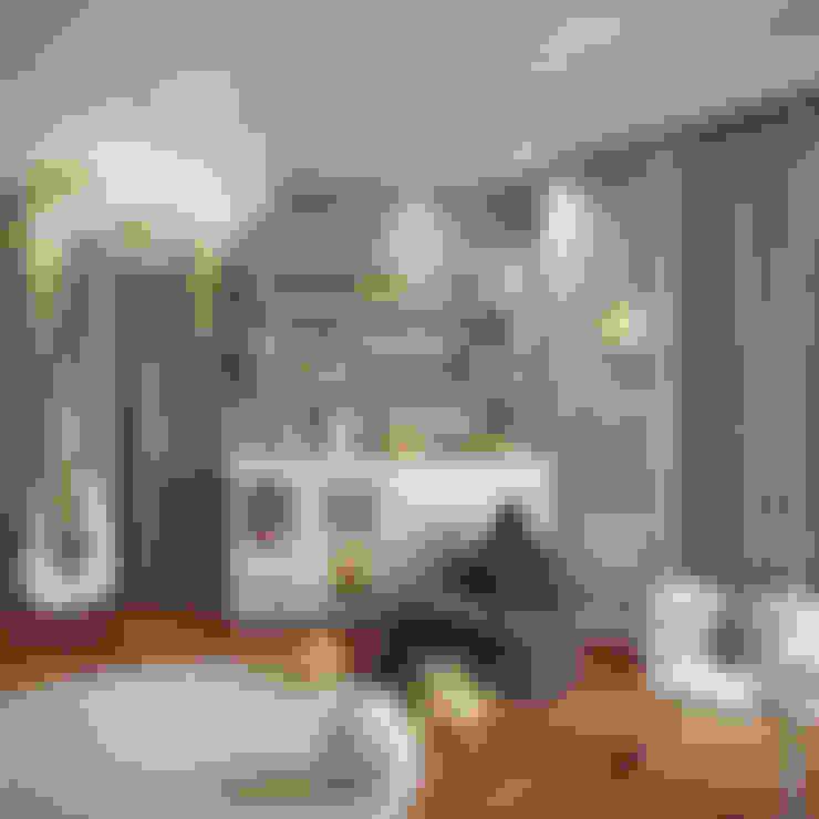 غرفة الاطفال تنفيذ rudakova.ru