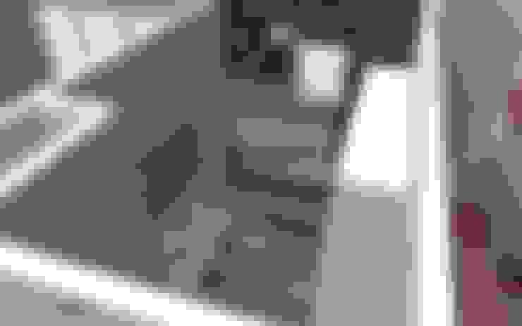 Diseño en 3D realizado para cliente para propuesta de nuevo baño:  de estilo  por Mettox construcciones