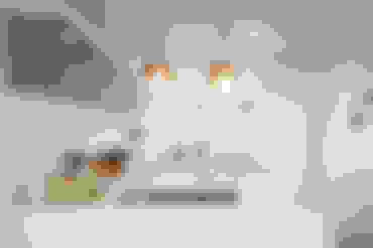 廚房 by 지호도시건축사사무소