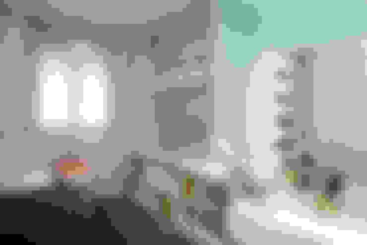 غرفة نوم تنفيذ Alcuadrado bcn