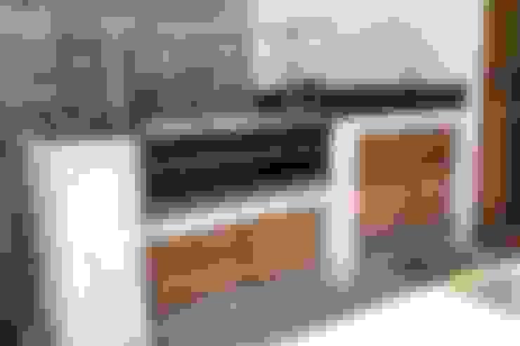 Paisajismo de interiores de estilo  por Arquitectura MAS