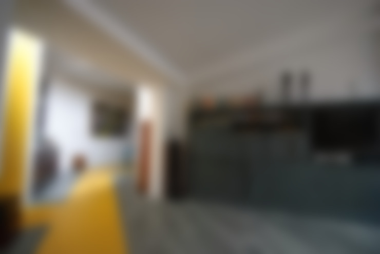 غرفة المعيشة تنفيذ Architetto Francesco Franchini