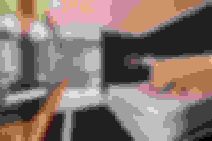Dormitorios de estilo  por Zeno Pucci+Architects