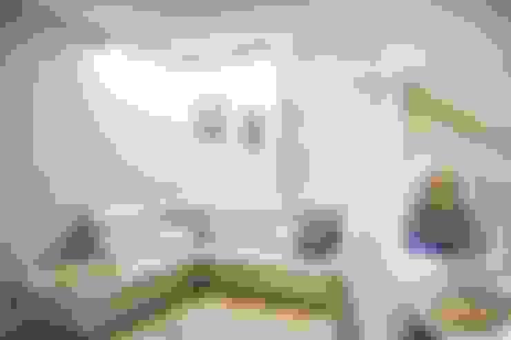 غرفة المعيشة تنفيذ Perfect Space