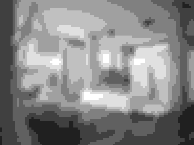 Дом у большой воды: Гостиная в . Автор – премиум интериум