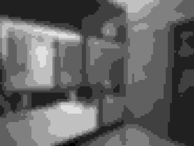 Дом у большой воды: Ванные комнаты в . Автор – премиум интериум