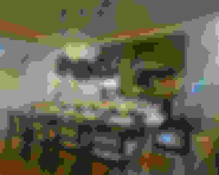 غرفة السفرة تنفيذ Douglas Design Studio