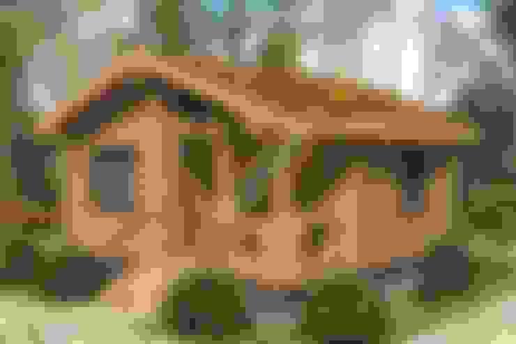 Projekty,  Domy zaprojektowane przez Марисруб