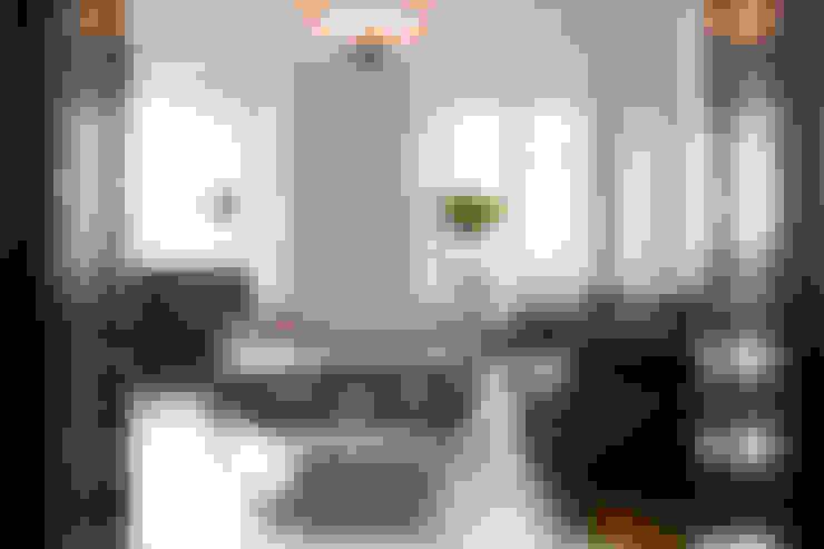 Living room by innen_architekten BALS + WIRTH