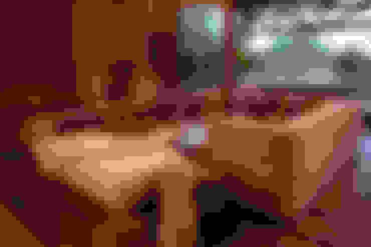 غرفة المعيشة تنفيذ MORADA CUATRO