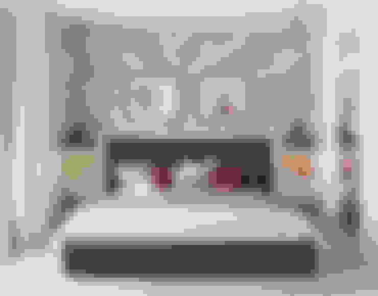 غرفة نوم تنفيذ OM DESIGN