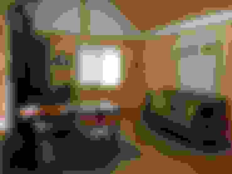 보국주택:  tarz Oturma Odası