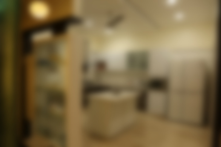 Cocinas de estilo  por Hasta architects
