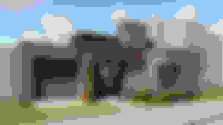 Vivienda JC: Casas de estilo  por ARBOL Arquitectos