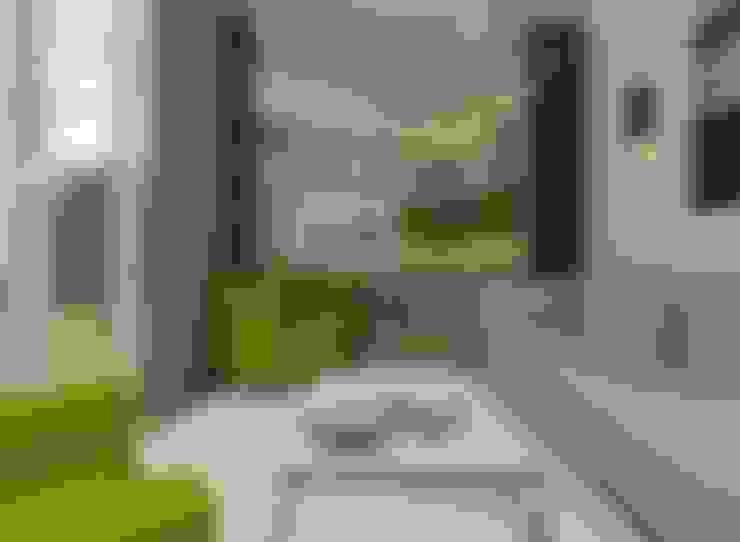 Интерьер гостиной и кухни: Гостиная в . Автор – Open Village