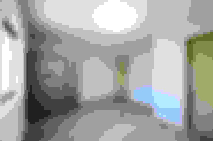 Dressing room by 코원하우스