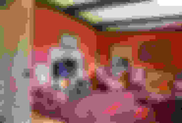 غرفة المعيشة تنفيذ ADG Bespoke