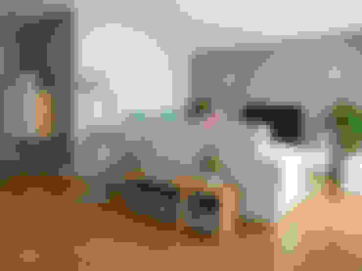 Wohnzimmer von MUDA Home Design