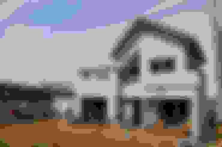 房子 by DA건축사사무소(Architects DA)