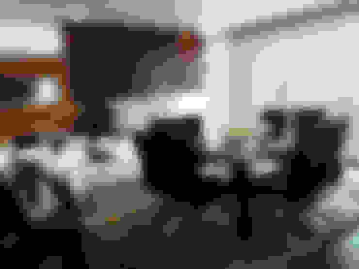 غرفة السفرة تنفيذ RAVE Arch