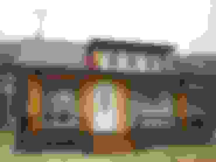 5 Inspirasi Rumah Kayu Ala Negeri Ginseng Korea