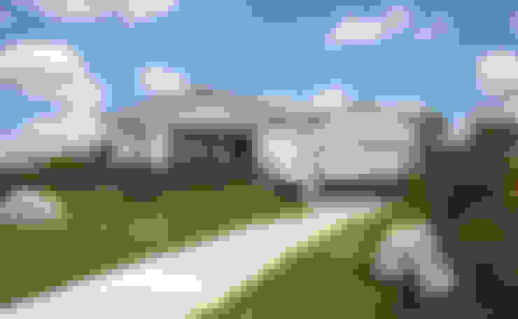 結合景觀設計:  房子 by 築地岩移動宅