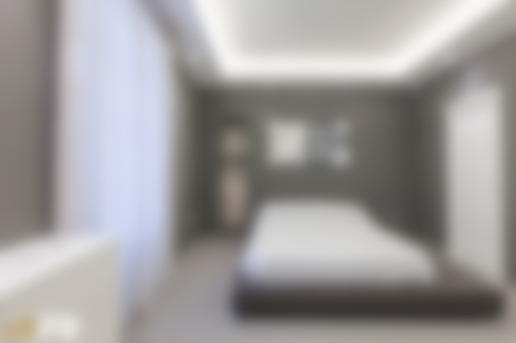 Habitaciones de estilo  por Studio D73