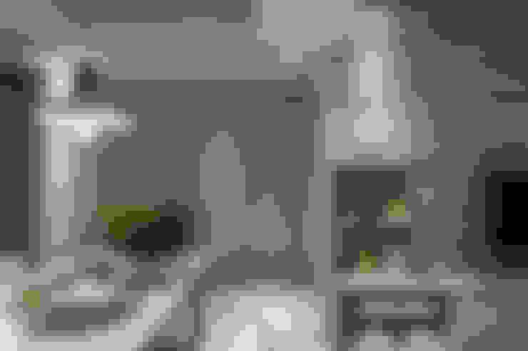 暗門設計:  窗戶 by 垼程建築師事務所/浮見月設計工程有限公司