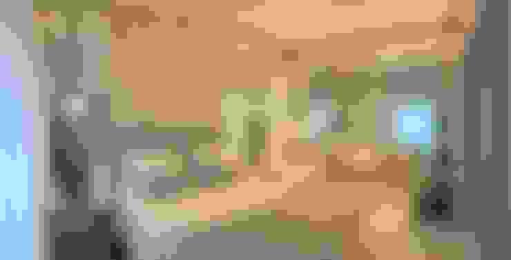 Bedroom by KOSH Arquitetura & Interiores
