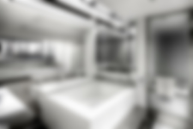 Bathroom by Joe Ginsberg Design