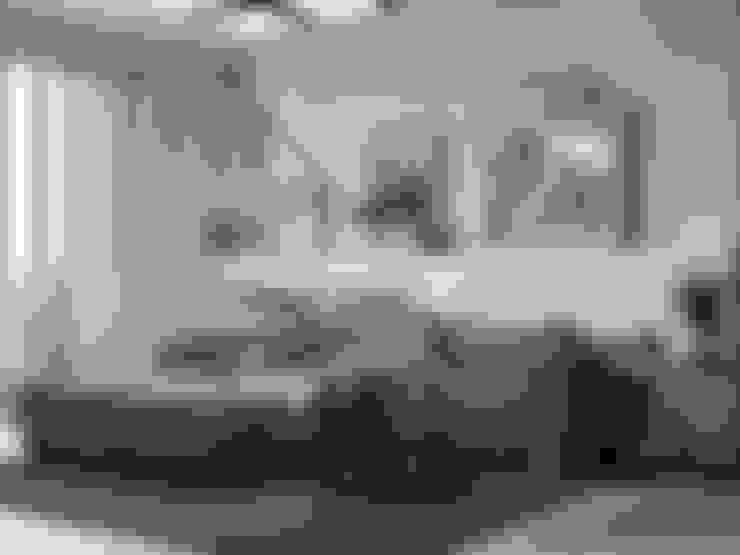 غرفة المعيشة تنفيذ MIKOLAJSKAstudio