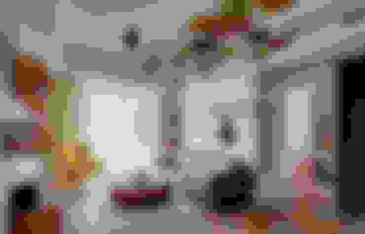 童趣小屋The Home, The Castle, The Dreams:  商業空間 by 伏見設計事業有限公司