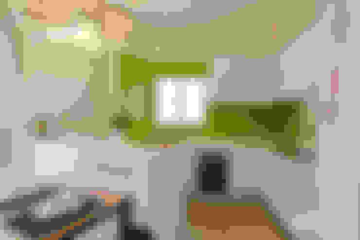 غرفة السفرة تنفيذ 上云空間設計