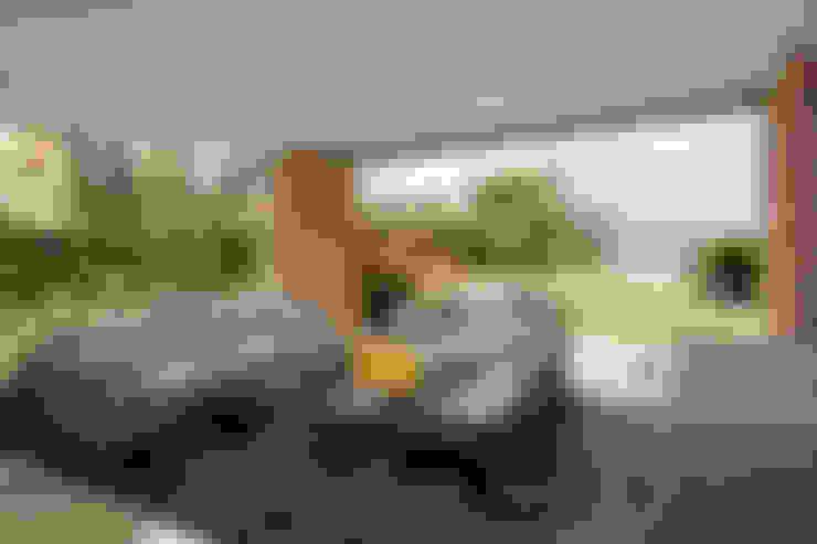 Salas de estilo  por Objetos DAC