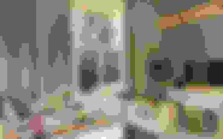 客廳 by Компания архитекторов Латышевых 'Мечты сбываются'