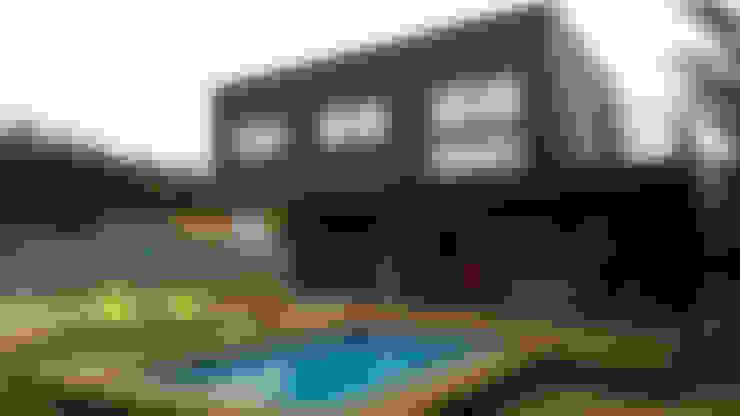Casa Mirasol - Algarrobo: Casas de estilo  por Lares Arquitectura