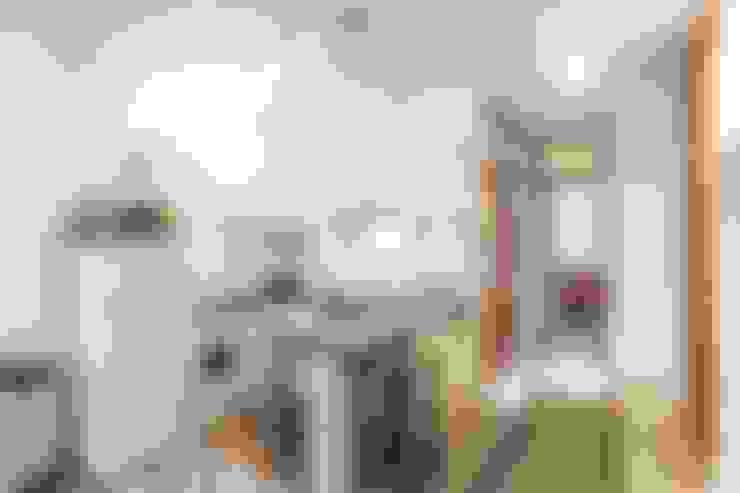 廚房 by Rimolo & Grosso, arquitectos