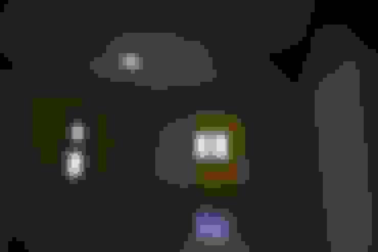 走廊 & 玄關 by Cosquel, Sociedade de Construções Lda