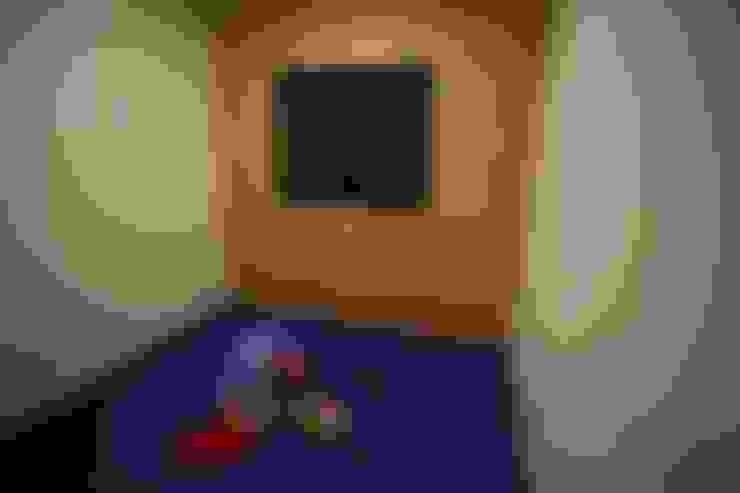 嬰兒房/兒童房 by Cosquel, Sociedade de Construções Lda