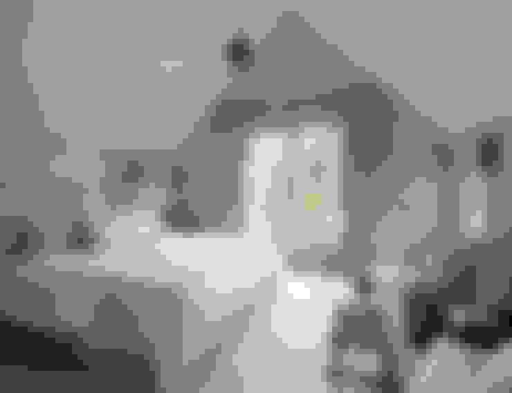 غرفة نوم تنفيذ Feldman Architecture