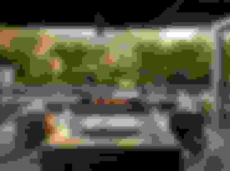Terrace by Feldman Architecture