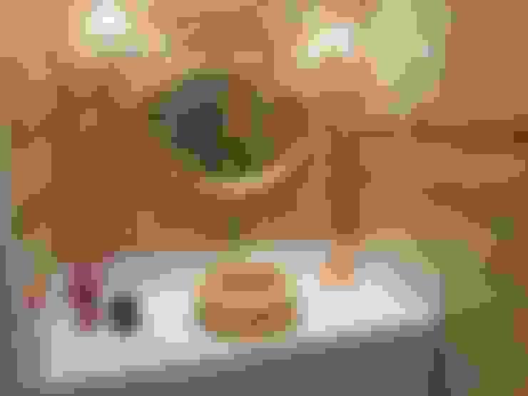 حمام تنفيذ Cintia Abreu - Arquitetura e Interiores