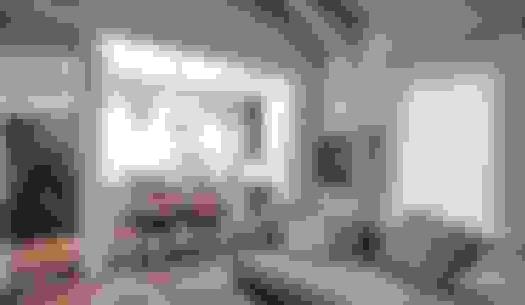غرفة المعيشة تنفيذ cristina zanni designer